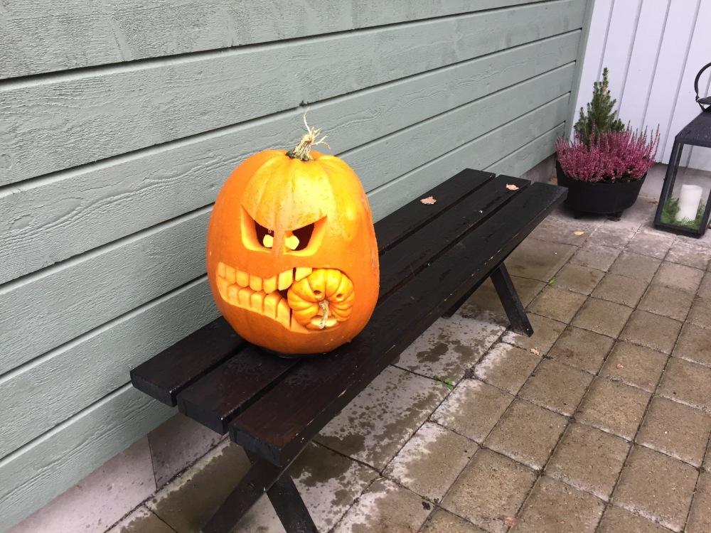 Halloweenpumpa, halloweenpumpkin